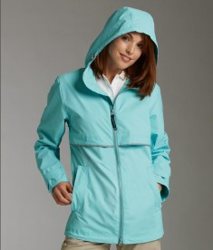 Charles River Apparel Style 5099 Women's New Englander Rain Jacket