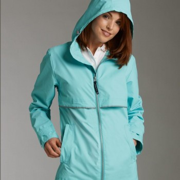 Charles River Apparel Style 5099 Women's New Englander Rain Jacket 1