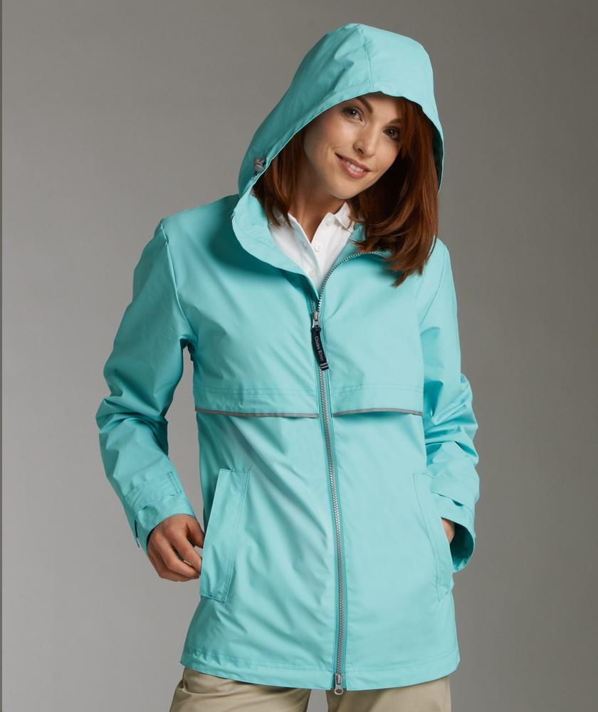 purchase authentic Discover buy Charles River Apparel Style 5099 Womens New Englander Rain Jacket