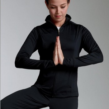 Charles River Apparel Style 5186 Women's Fitness Jacket 1