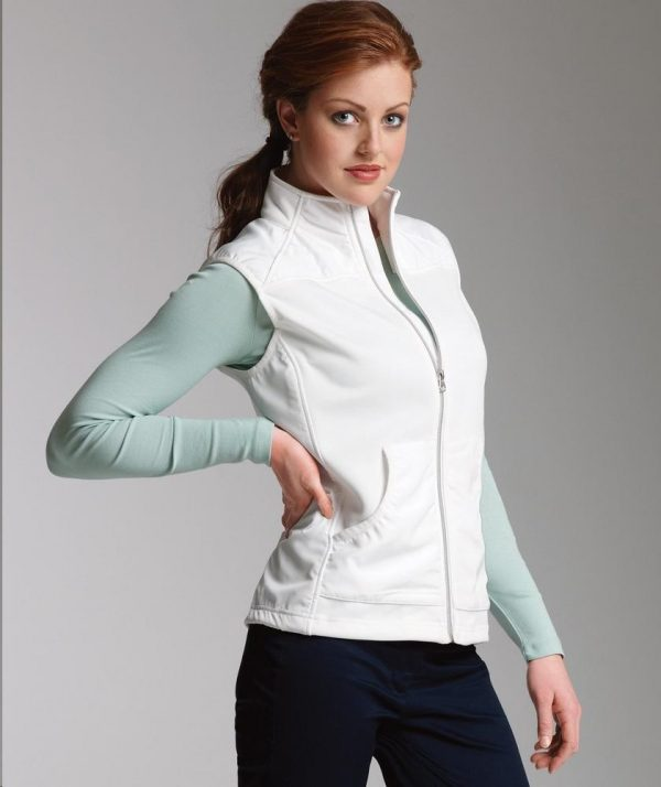 Charles River Apparel Style 5195 Women's Breeze Vest