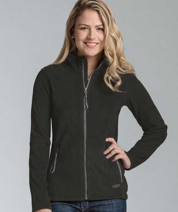 Charles River Apparel Style 5250 Women's Boundary Fleece Jacket ...