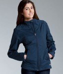 Charles River Apparel 5317 Women's Axis Soft Shell Jacket - Navy Model