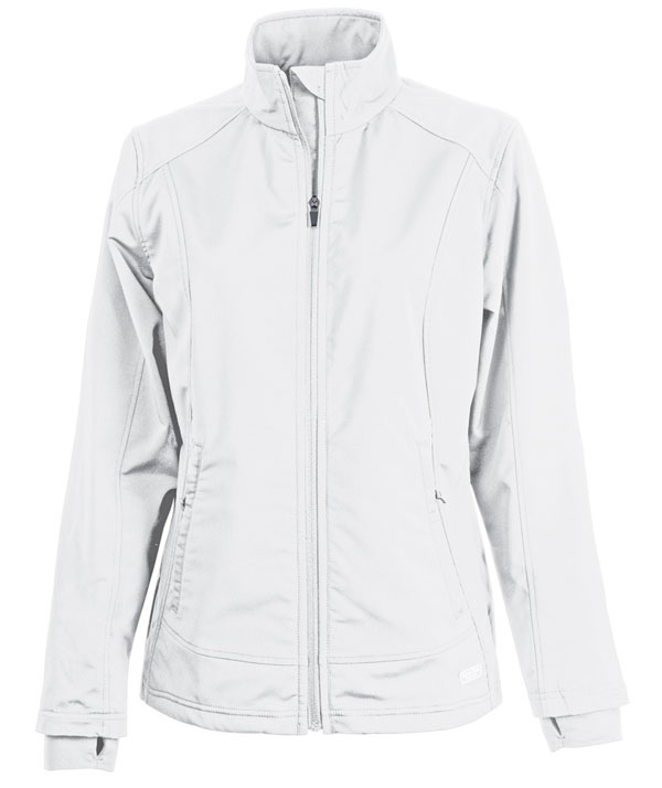 Charles River Apparel Style 5317 Women's Axis Soft Shell Jacket