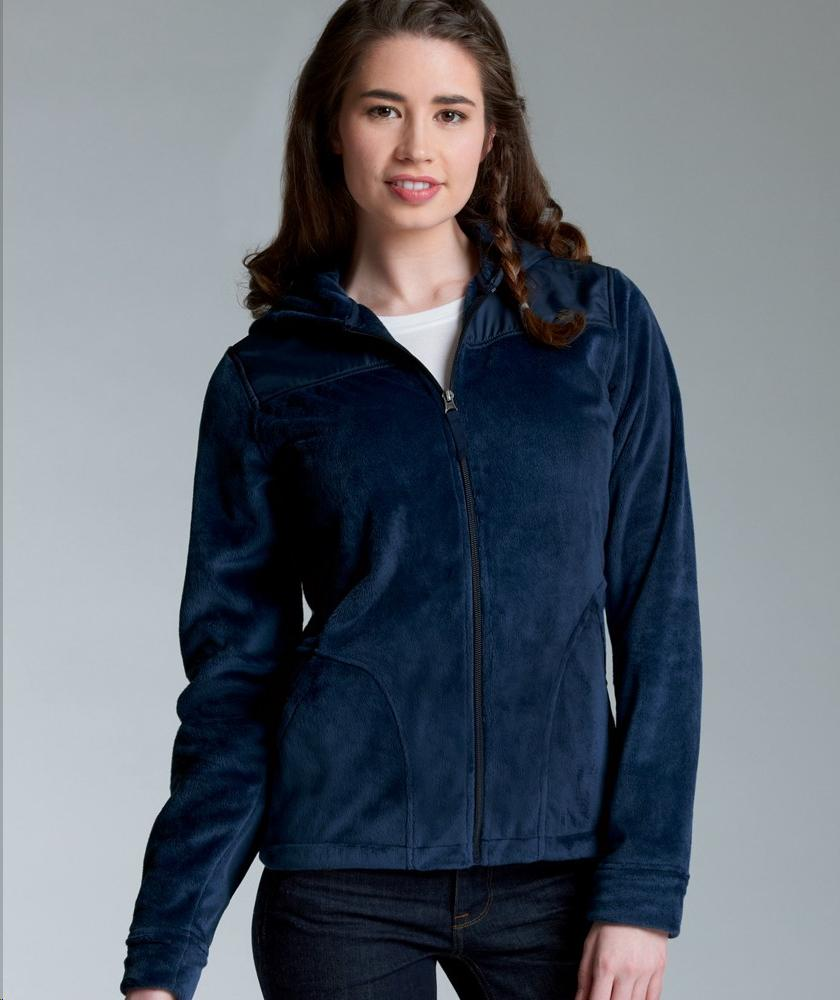 Charles River Apparel Style 5333 Women's Serenity Silken Fleece ...