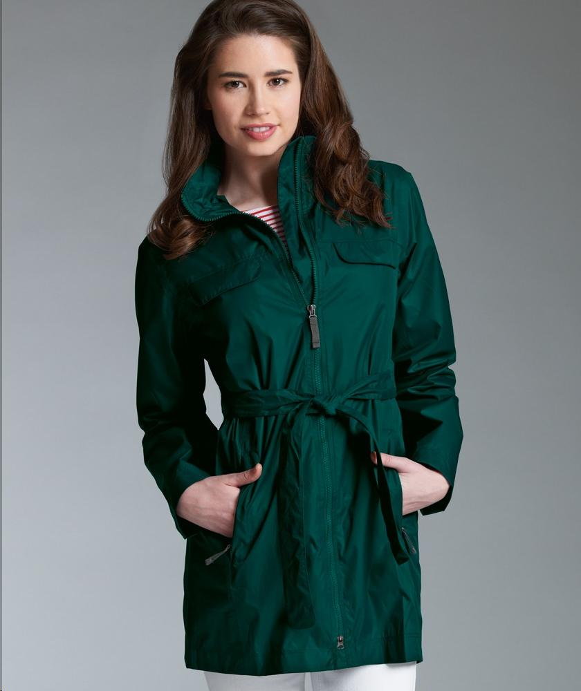Charles River Apparel Style 5375 Women's Nor'easter Rain Jacket 1