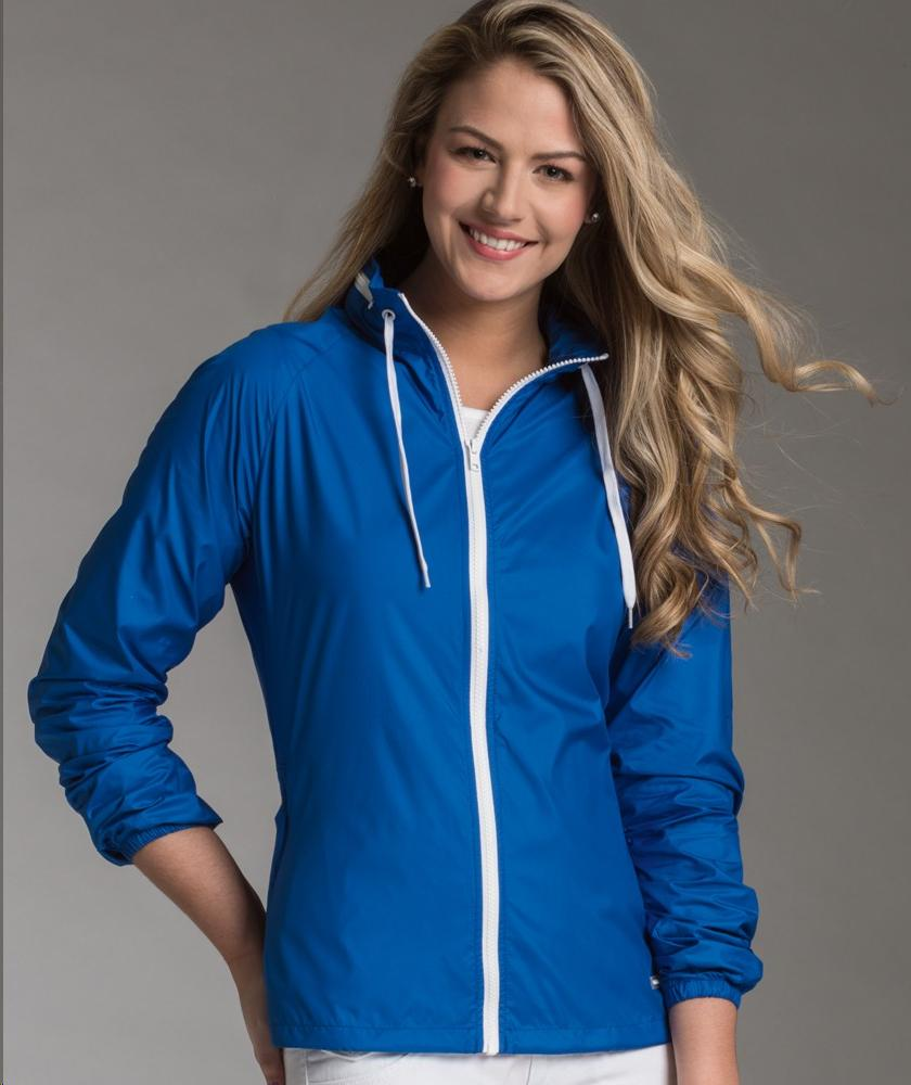 Charles River Apparel Style 5415 Women's Beachcomber Jacket 1