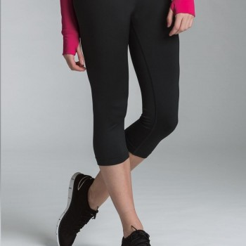 Charles River Apparel Style 5466 Women's Fitness Capri Legging 1