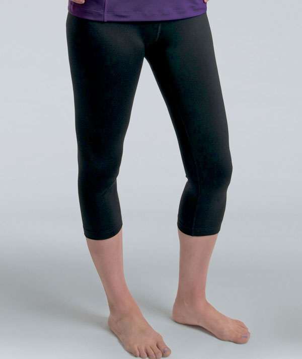Charles River Apparel Style 5466 Women's Fitness Capri Legging [Closeout]