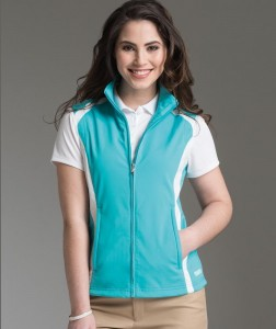 Charles River Apparel Style 5529 Women's Axis Soft Shell Vest