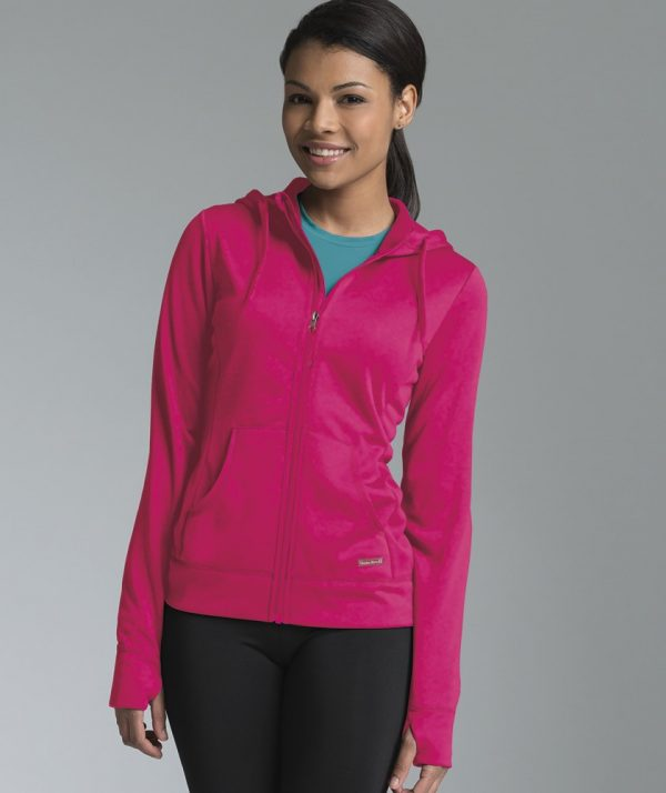Charles River Apparel 5591 Women's Stealth Jacket Passion Pink