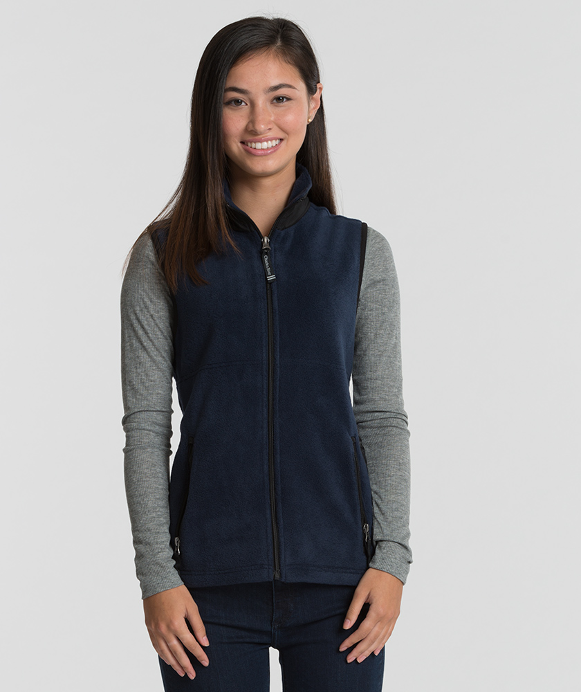 charles-river-apparel-5603-womens-ridgeline-fleece-vest-navy-black