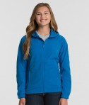 Charles River Apparel 5611 Womens Latitude Jacket Nautical Blue Full View
