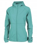 Charles River Apparel 5611 Womens Latitude Jacket Teal Full View
