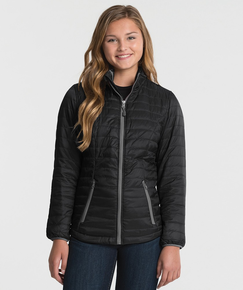 Charles River Apparel 5640 Women's Lithium Quilted Jacket