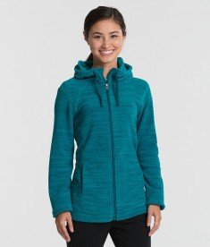 Charles River Apparel 5697 Women's Heron Hoodie Full-Zip Sweatshirt