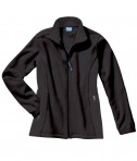 Charles River Apparel 5702 Women's Voyager Fleece Jacket - Black