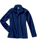 Charles River Apparel 5702 Women's Voyager Fleece Jacket - Navy