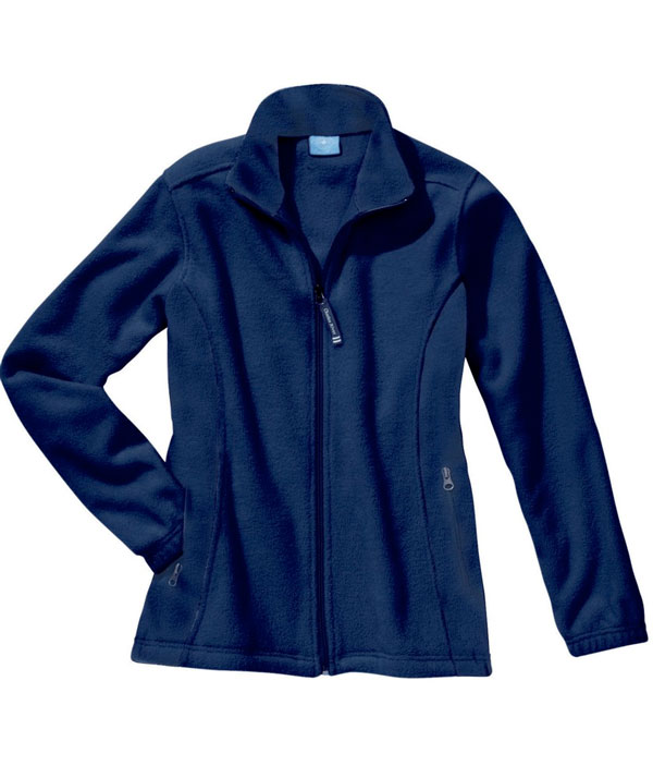 Charles River Apparel Style 5702 Women's Voyager Fleece Jacket