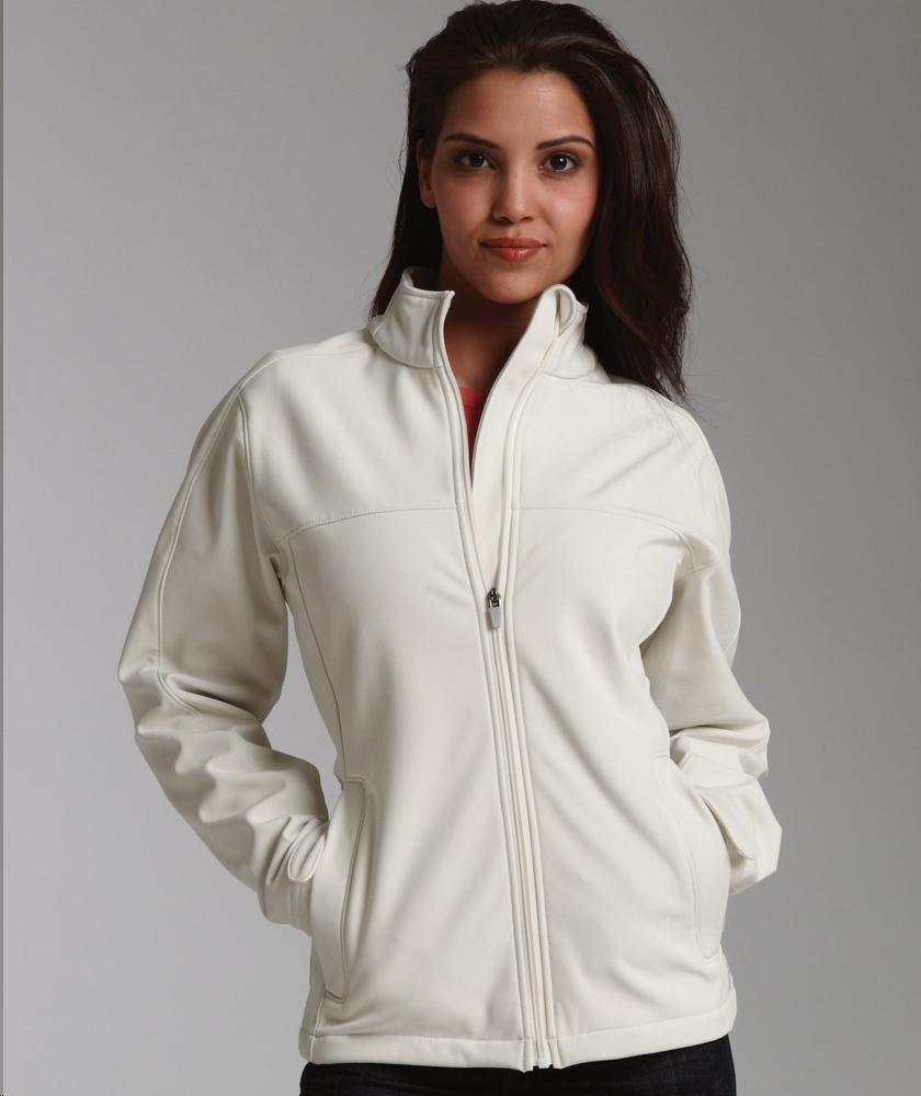 Charles River Apparel Style 5718 Women's Soft Shell Jacket 1