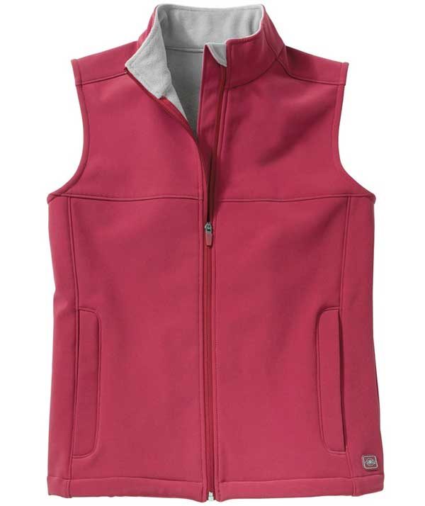 Charles River Apparel Style 5819 Women's Soft Shell Vest