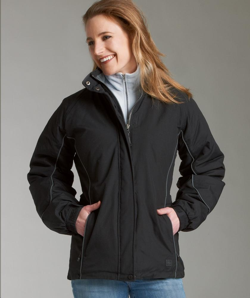 Charles River Apparel Style 5864 Women's Alpine Parka 1