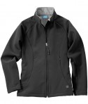 Charles River Apparel 5916 Women's Ultima Soft Shell Jacket - Black
