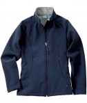 Charles River Apparel 5916 Women's Ultima Soft Shell Jacket - Navy