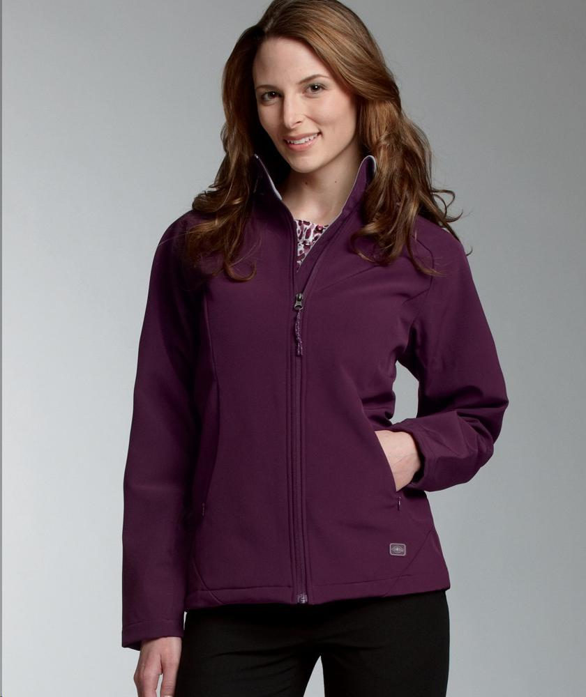 Charles River Apparel Style 5916 Women's Ultima Soft Shell Jacket 1