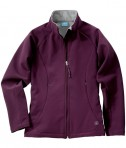 Charles River Apparel 5916 Women's Ultima Soft Shell Jacket - Plum