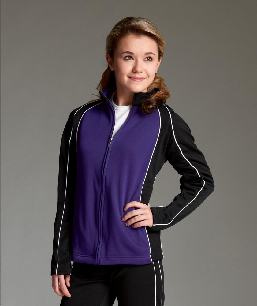 Charles River Apparel Style 5984 Women's Olympian Jacket 1