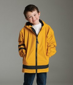 Charles River Apparel Style 7099 Children's New Englander Rain Jacket