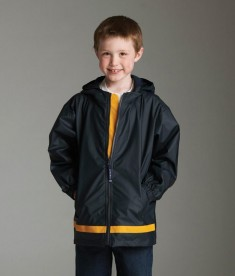 Charles River Apparel Style 8099 Youth New Englander Rain Jacket