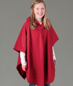 Charles River Apparel Style 8709 Youth Pacific Poncho