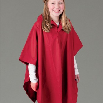 Charles River Apparel Style 8709 Youth Pacific Poncho 1
