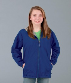 Charles River Apparel Style 8720 Youth Portsmouth Jacket