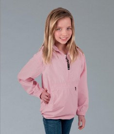 Charles River Apparel Style 8904 Youth Pack-N-Go Pullover