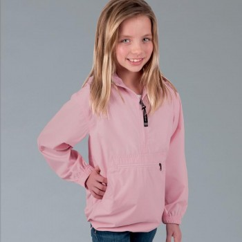 Charles River Apparel Style 8904 Youth Pack-N-Go Pullover 1
