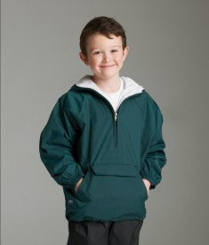 Charles River Apparel Style 8905 Youth Classic Solid Pullover