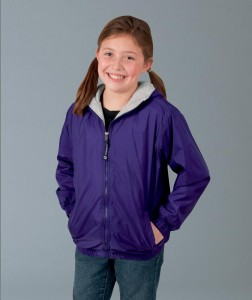 Charles River Apparel Style 8921 Youth Performer Jacket
