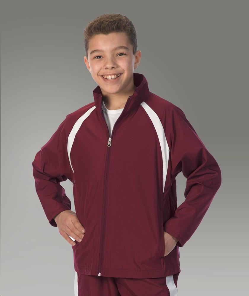 Charles River Apparel Style 8954 Youth TeamPro Jacket 1