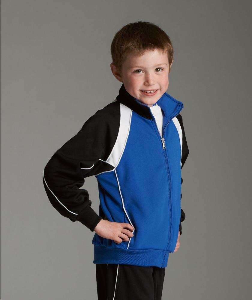 Charles River Apparel Style 8984 Boys' Olympian Jacket 1