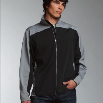 Charles River Apparel Style 9077 Men's Hexsport Bonded Jacket 1