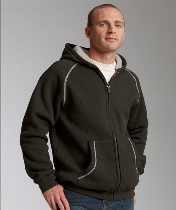 Charles River Apparel Style 9149 Thermal Bonded Sherpa Sweatshirt