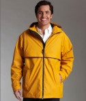 Charles River Apparel Style 9199 Men's New Englander Rain Jacket