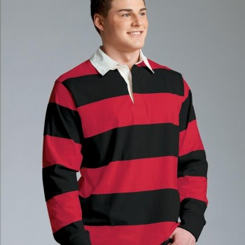 Charles River Apparel Style 9278 Classic Rugby Shirt 1