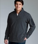 Charles River Apparel Style 9312 Men's Heathered Fleece Pullover
