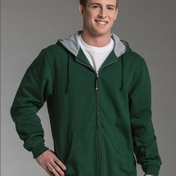 Charles River Apparel Style 9463 Stratus Hooded Sweatshirt 1
