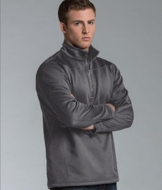 Charles River Apparel Style 9492 Stealth Zip Pullover