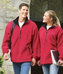 Charles River Apparel 9510 Men's Adirondack Fleece Pullover Sweatshirt - Matching His/Hers